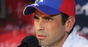 Capriles aseguró que la medida tomada hace 10 años de no renovar la concesión del canal, no aportó ningún cambio positivo al país.