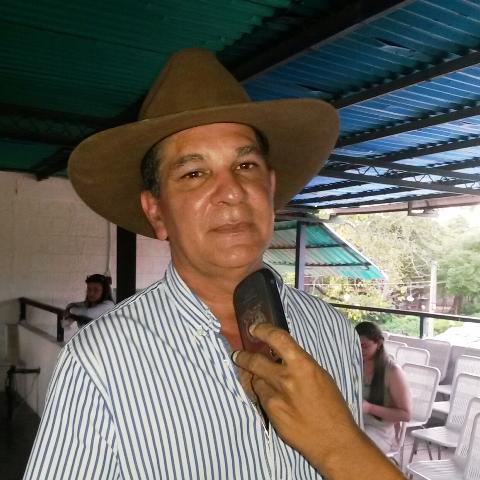El presidente de Apacha Julio Manuitt expresó su preocupación por el retraso en el inicio del ciclo de siembra