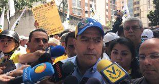 Borges: médicos están desesperados