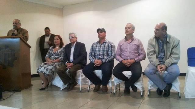 Las palabras de apertura estuvieron a cargo del presidente de Fedecámaras Guárico Vicente Figuera