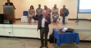 El primer vicepresidente de Fedecámaras nacional Carlos Larrazabal disertó sobre la situación económica, política y social del país