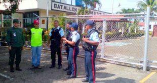 El encuentro se llevó a cabo en la sede del Batallón de Aviones Tomás Montilla
