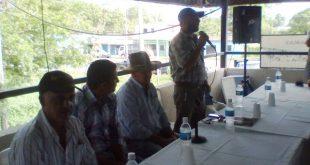 Los representantes de Apacha realizaron un pronunciamiento público ante la grave crisis que atraviesa el sector agrícola