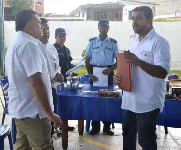 Instalaron gps a patrullas de poligu rico para dar for Ministerio del interior ultimas noticias