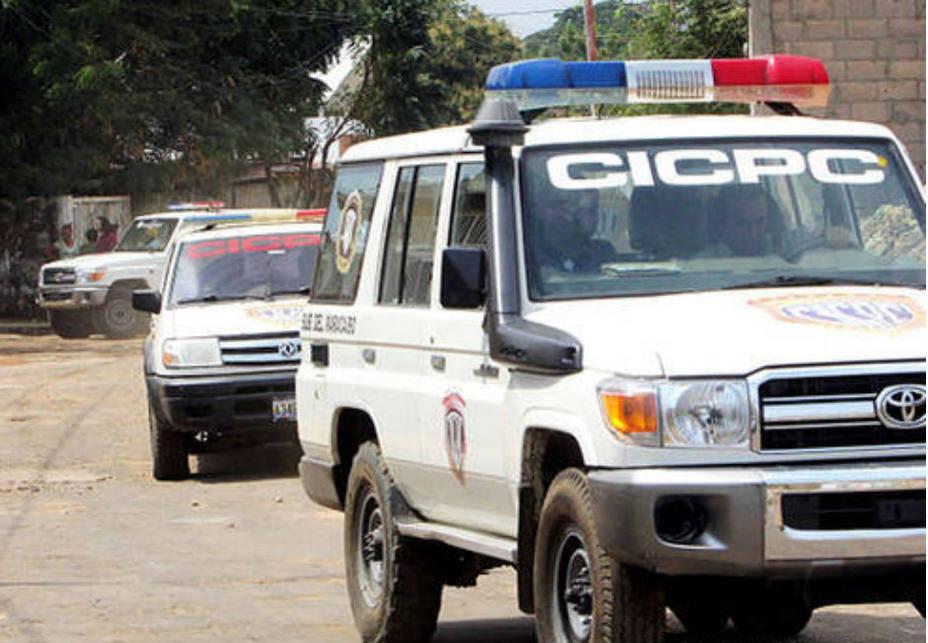 Cicpc aprehendió al hombre fugado y a tres personas mas.