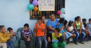 En La Concordia celebraron El Día del Niño