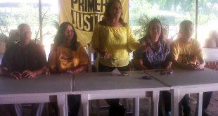 La luchadora social y cantante de musica llanera Rummy Olivo cuestionó la medida impuesta por Conatel