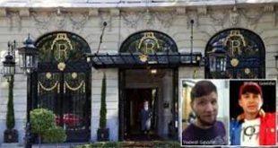 Pasan 18 días en el Ritz de Madrid y gastan 44.000 euros, hijos de Cilia Flores
