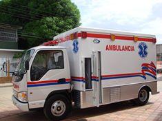 Esta fue la ambulancia entregada hace dos años a la alcaldía de Ribas por parte de Pdvsa.