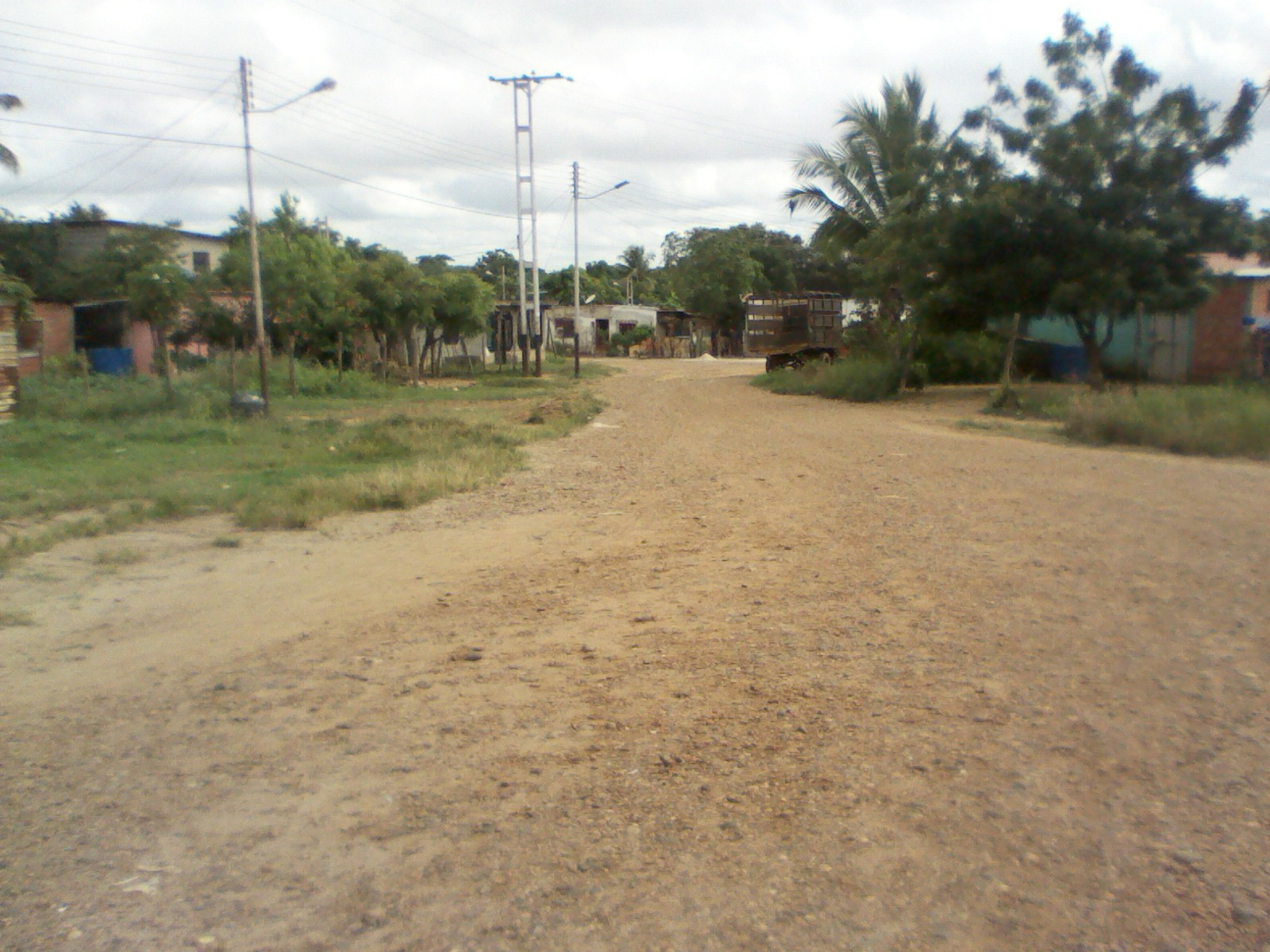 Las calles del sector Arévalo Cedeño están completamente deterioradas desde su fundación