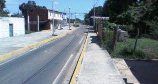 La situación de insalubridad afecta a los habitantes e la calle Providencia en el Boulevard Huasco
