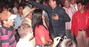 José Vásquez, fue recibido de manera entusiasta