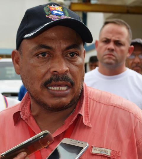 Jorge Lugo, protector político del PSUV en Infante indicó que han seguido de cerca las inquietudes de las comunidades