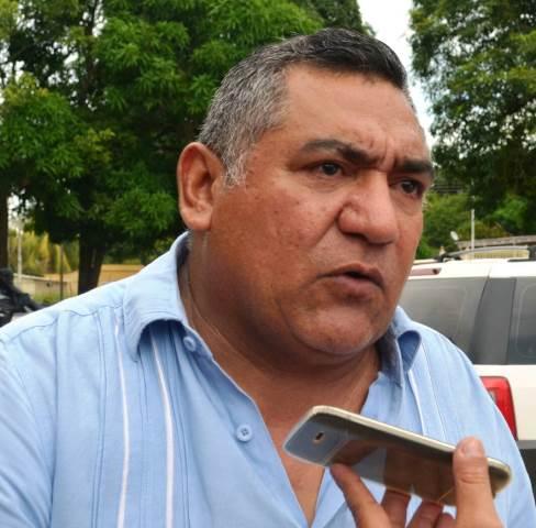 Frank Morales, diputado a la Asamblea Nacional Constituyente también estuvo presente en la reunión con el Poder Popular