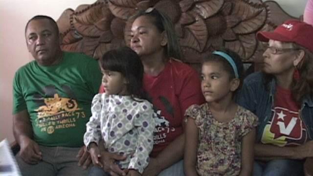Familias del sector agradecieron la rehabilitación