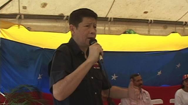 """Robert Acevedo, """"Seguimos en esta gran batalla porque somos servidores públicos al favor del pueblo"""""""