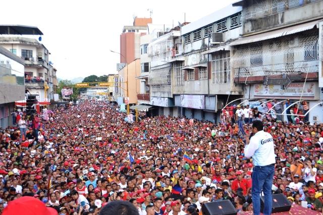 """1.José Vásquez: """"Todos debemos salir a votar para garantizar la paz en Venezuela"""