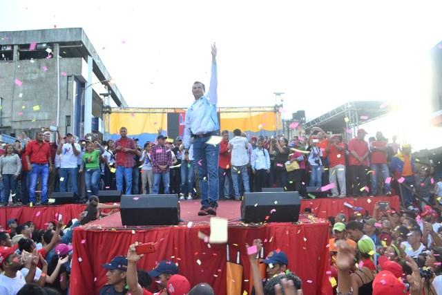 10.José Vásquez aseguró que los guariqueños saldrán a votar para garantizar la paz de todos los guariqueños