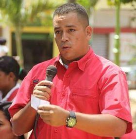 Jesús Azócar, alcalde del municipio San José de Guaribe