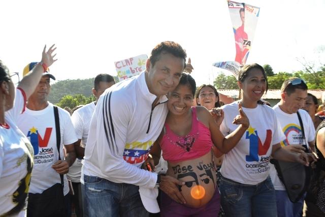 El futuro de Venezuela y Guárico crecerá con José Vásquez