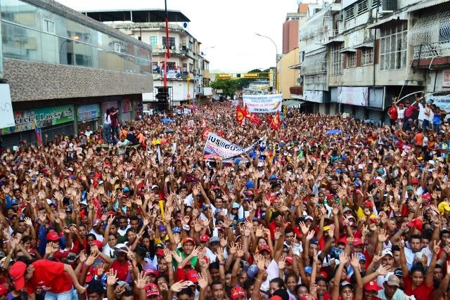 5.José Vásquez aseguró que todas aquellas personas que aman al Guárico, saldrán con el corazón y un profundo sentimiento patrioa votar este 15 de octubre