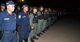 Funcionarios se activaron con la Operación República Octubre 2015