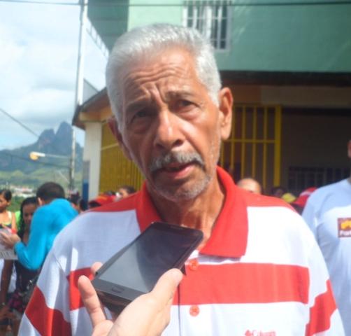 """Francisco Saldeño: """"Son más de 1500 familias que respaldan la candidatura de José Vásquez en Brisas del Valle"""""""