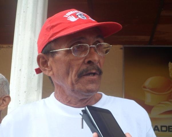 """José Ribas, """"Vásquez es el hombre que puede mandar aquí en Guárico, porque lo ha demostrado en sus experiencia como alcalde"""""""