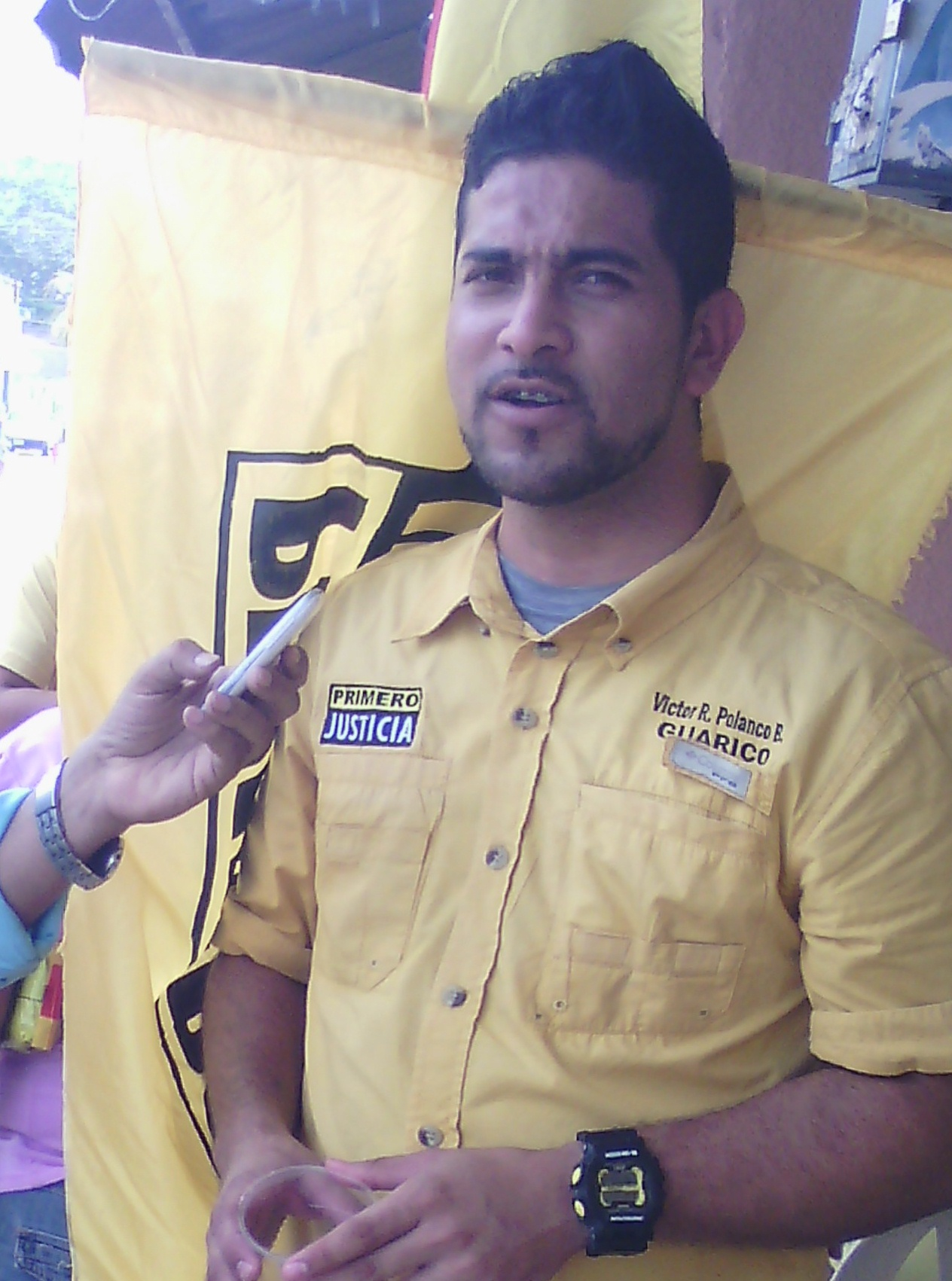 Victor Polanco, Coordinador Municipal