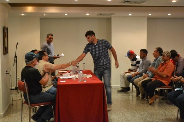 0.Gobernador José Vásquez extendió la mano a todos los emprendedores privados
