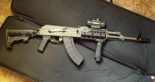 Gobierno espera abrir la primera fábrica de producción de fusiles Kaláshnikov en 2018