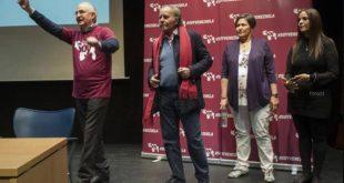 """""""Soy Venezuela en España"""" movimiento político que presentó Antonio Ledezma"""