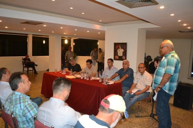 2.Asociaciones de productores agrícolas y pecuarios presentaron sus inquietudes