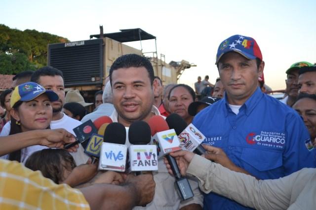 4.El candidato a la alcaldía de Chaguaramas, Manuel García se comprometió a trabajar con todos los niveles de Gobierno para rescatar el municipio