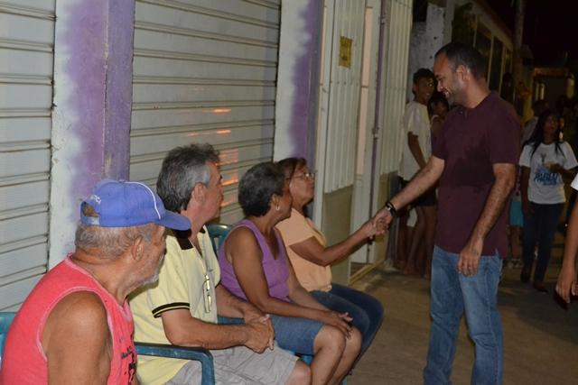 El pueblo compartió con el próximo alcalde de Valle de La Pascua