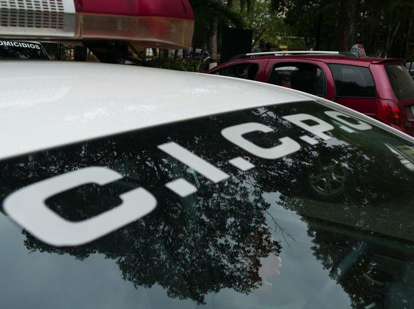 un ex policia municipal de infante resulto herido al enfrentarse al cicpc
