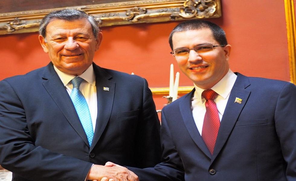 Uruguay le pide a Venezuela cancelar la deuda que mantiene con empresas uruguayas