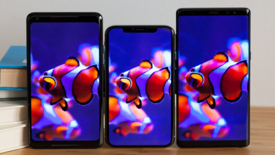 El iPhone X es el rey de las pantallas OLED