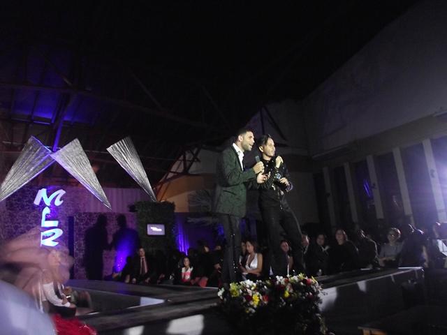 Renzo La Posta y Daniel Castro cantaron juntos deleitando a los presentes