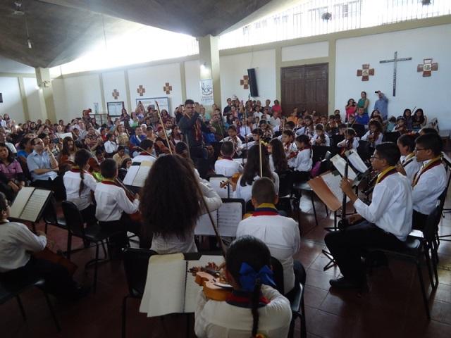 Sistema de Orquestas y Coros Guárico se viste de fiesta para celebrar el Día del Músico