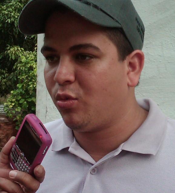 Concejal del municipio Ortiz Carlos Belisario