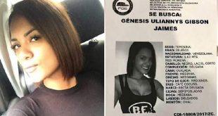 Venezolana desparecida en Ciudad de México, fue hallada muerta