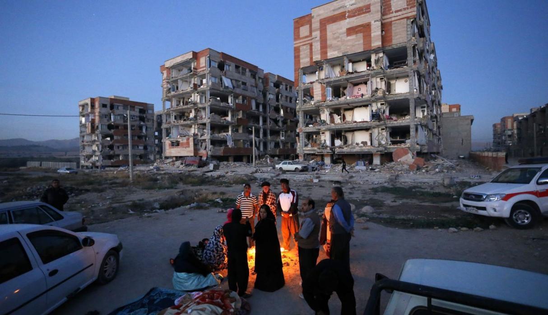 Más de 400 muertos y 6.700 heridos ha dejado el terremoto en Iraq e Irán
