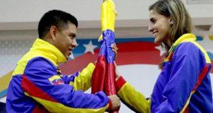 Con seis medallas de oro se alzó Venezuela en la primera jornada