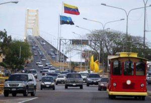 Se lanzó del puente del Lago de Maracaibo