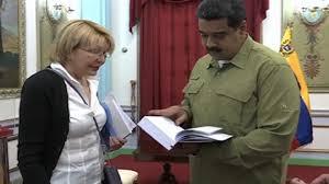 Solicitó orden de captura contra el Presidente Maduro, Luisa Ortega Díaz