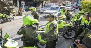Unos veinte venezolanos conforman banda delincuencial en Medellin