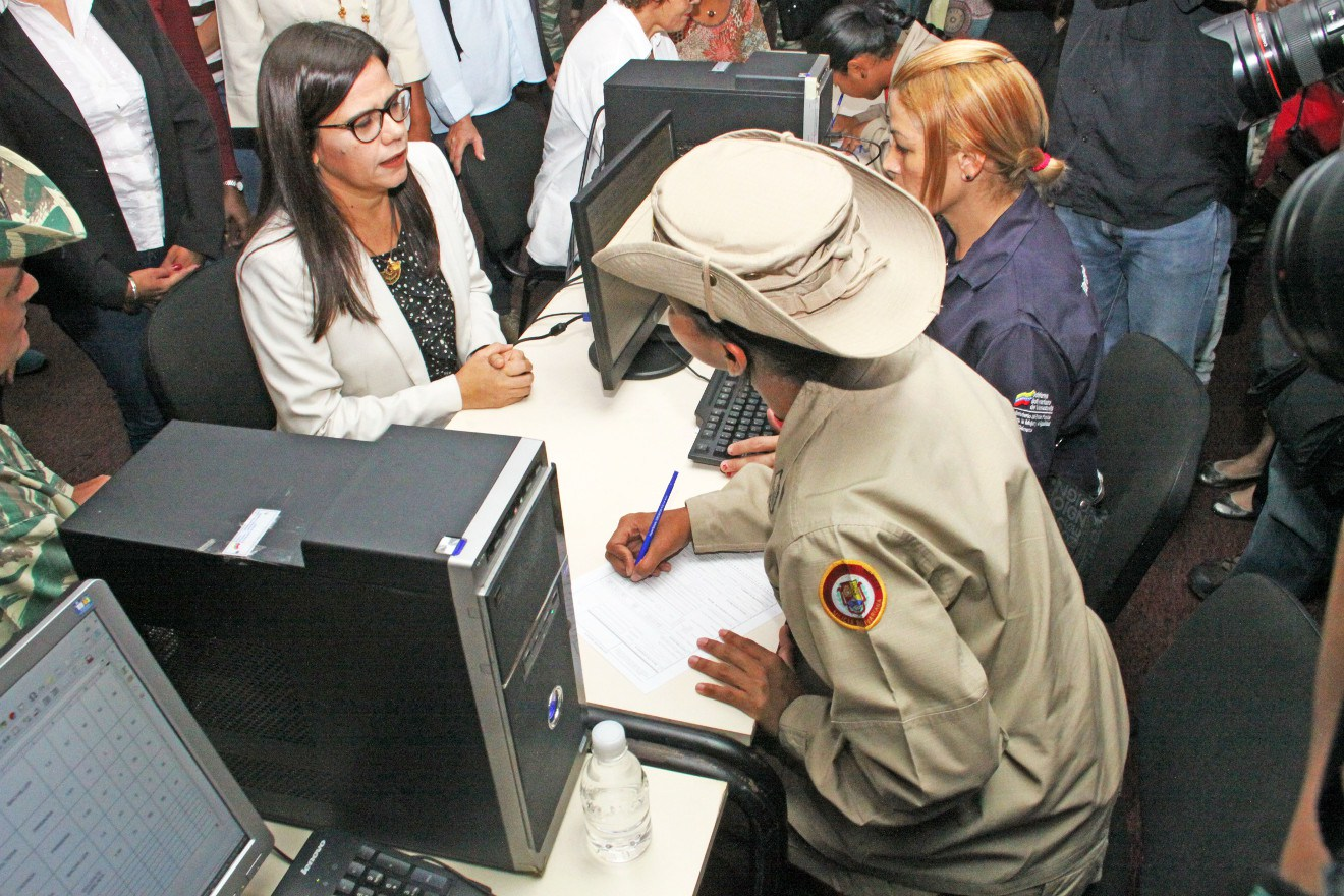 26 mil venezolanas se han incorporado a la Milicia Nacional Bolivariana
