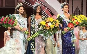 La morenaza, Sthefany Gutiérrez, fue electa Miss Venezuela 2017