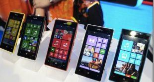 Por las nubes los precios de los celulares